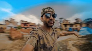 VISITING THE OLD HISTORIC AREA OF NEPAL   BUNGMATI