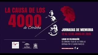 LA CAUSA DE LOS 4.000. Vídeo