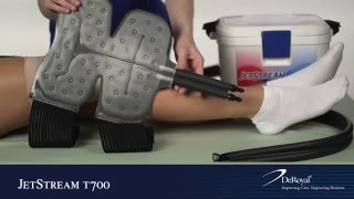 Video: DeRoyal JetStream T700 Hot/Cold Therapy Unit