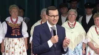 Morawiecki: robotnicza myśl socjalistyczna jest głęboko obecna w filozofii Prawa i Sprawiedliwości
