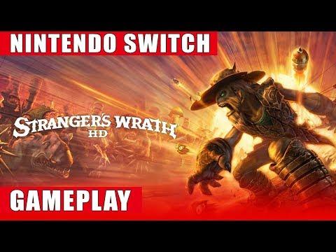 Oddworld: Stranger's Wrath HD Nintendo Switch Gameplay