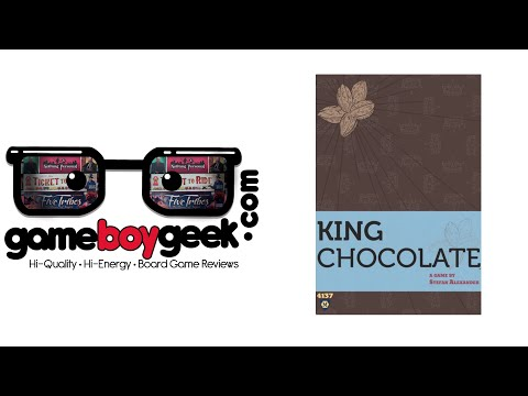 The Game Boy Geek Reviews King Chocolate
