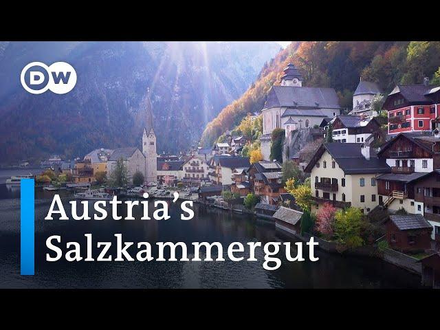 Video Pronunciation of Salzkammergut in English