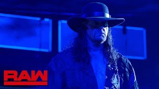 The Undertaker isn't coming alone to WWE Super Show-Down: Raw, Sept. 17, 2018