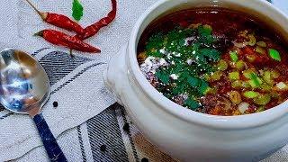 Суп Харчо рецепт приготовления в домашних условиях. Простой рецепт но невероятно вкусный
