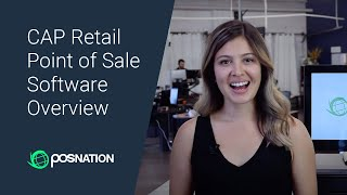 CAP Retail Point of Sale video