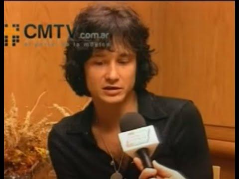 Héroes del Silencio video Entrevista Argentina - Archivo CM 1996