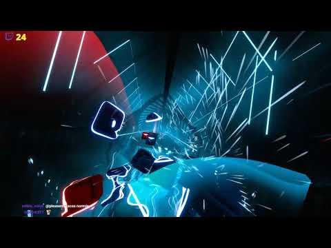 Beat Saber - IMAGE MATERIAL ( Expert+ ) + REACTION