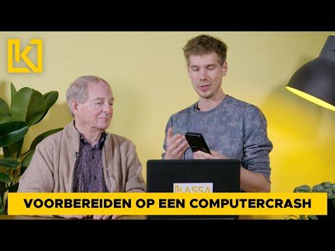 Technisch leven tip 7 - Computercrash voorkomen