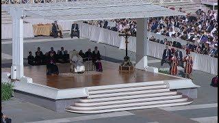 Papa: Hay un antídoto contra el bienestar egoísta y discriminatorio