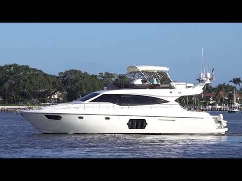 Ferretti Yachts 530video