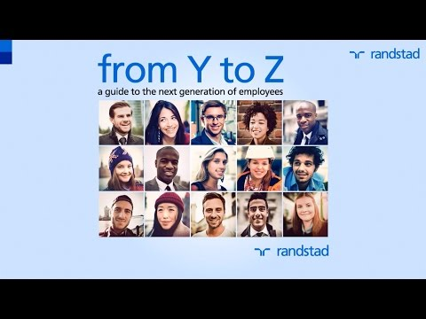 Video How to attract and engage Millenials: Gen Y + Gen Z