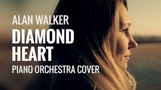 Alan Walker   Diamond Heart (feat. Sophia Somajo)   Piano Orchestra Cover