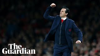 'A good test': Arsenal manager Unai Emery pleased with win over BATE Borisov