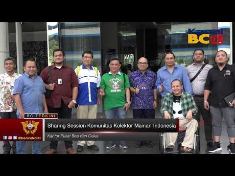 Sharing Session Komunitas Kolektor Mainan Indonesia