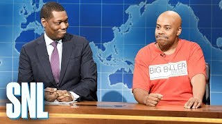 Weekend Update: LaVar Ball on LeBron James' Criticism - SNL
