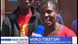 World Toilet Day: Raising awareness on global sanitation