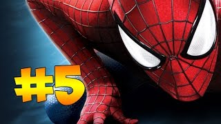 Прохождения ► The Amazing Spider Man 2 ► #5 - Логово Креэйвена. [Rus HD]