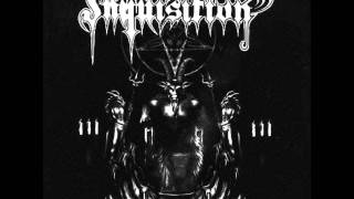 Inquisition - Enshrouded by cryptic temples of the cult (With Lyrics)