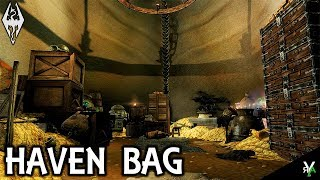 HAVEN BAG: Mobile Player Home!!- Xbox Modded Skyrim Mod Showcase
