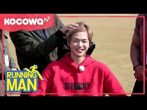 [Running Man] Ep 624_Daniel's wink No matter what
