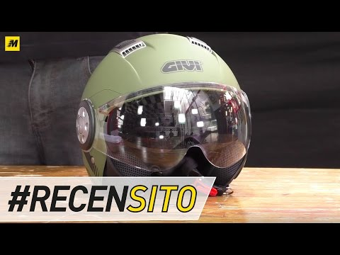 RecenSito: casco GIVI Air Jet