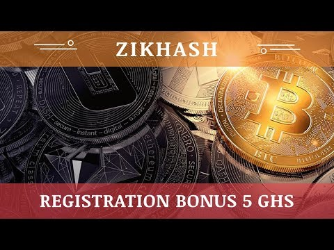ZikHash.com отзывы 2019, mmgp, обзор, Cryptocurrency Cloud Mining, get Free BONUS 5 GHS