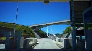 車載動画 安芸灘とびしま海道横断