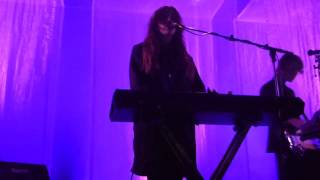 "Beach House ""Other people"" live @ Barbey Bordeaux"
