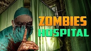 ZOMBIE HOSPITAL ★ Call of Duty Zombies (Zombie Games)