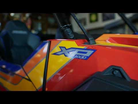 2022 Polaris General XP 4 1000 Troy Lee Designs Edition in North Platte, Nebraska - Video 1