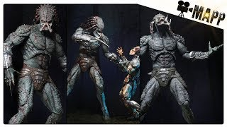 Assassin Predator NECA Figure REVEAL & Order NEWS - The Predator 2018
