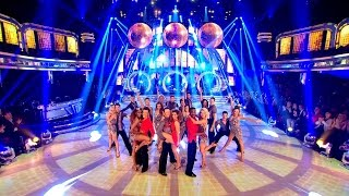 Group Dance to 'When Love Takes Over' by David Guetta ft. Kelly Rowland - Strictly Come Dancing 2016