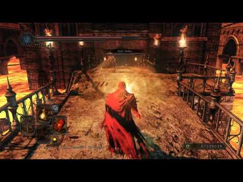 Dark Souls 2 PvP Batalha épico