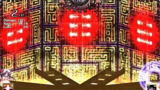 플랑드르 스칼렛  - (동방 프로젝트) - [동방] 비상천칙 12.3 // 영원히 붉은 어린 달 '레밀리아 스칼렛' // 아케이드 Lunatic