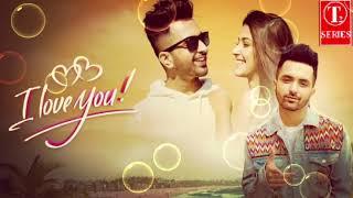 I LOVE YOU LYRIC PUNJABI SONG /AKULL/T2   - YouTube