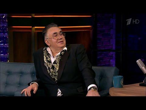Станислав Садальский в гостях у Ивана. Вечерний Ургант. (15.02.2016)