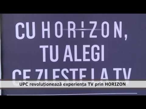 UPC revoluționează experiența TV prin HORIZON
