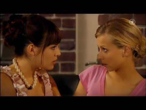 Miriam & Rebecca (Verbotene Liebe) - 5th January 2011
