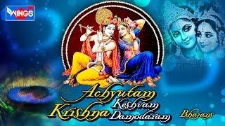 Achyutam Keshavam Krishna Damodaram - Krishna Bhajan By Shailendra Bhartti