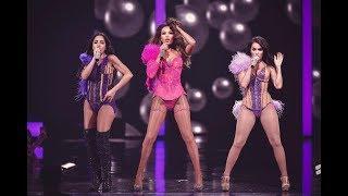 Thalía, Lali & Natti Natasha - Lindo Pero Bruto, No Me Acuerdo  Premio Lo Nuestro 2019
