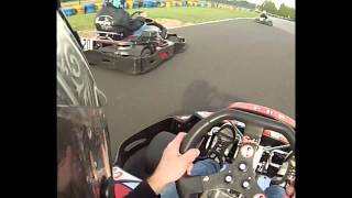 preview picture of video 'Karting Neuilly sous Clermont Partie 2'