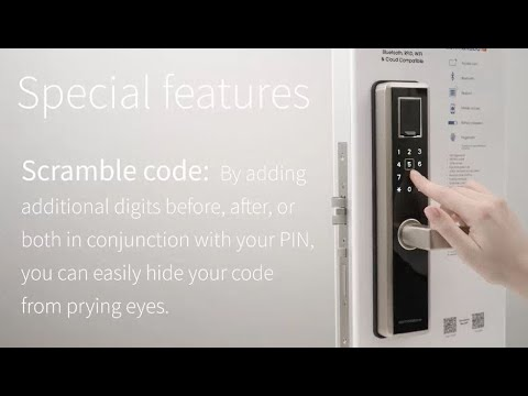 M Series Smart Features | Scramble Code