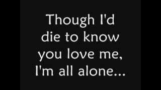 Evanescence - Missing (lyrics)