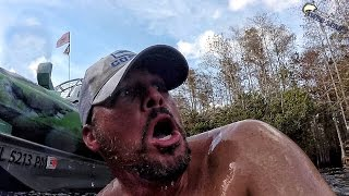 Alligators vs. Kayaks while Bass Fishing with DALLMYD in the Everglades - Very Dangerous - Video Youtube