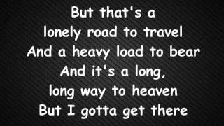 Alicia Keys - Send Me An Angel (LYRICS ON SCREEN)