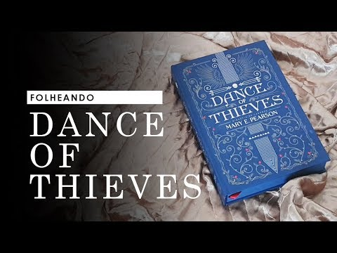 FOLHEANDO: Dance of Thieves, da Mary E. Pearson | Um Bookaholic