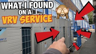 A DAY WITH AN AIR CONDITIONING SERVICE ENGINEER UK   HVAC UK