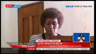 Full coverage of 2016 KCSE Results