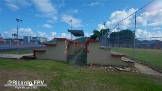 Practicando un poco FPV en Bairoa Park, Caguas Puerto Rico, Nazgul 5 HD - GoPro 6